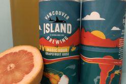 Vancouver Island Brewing – Magic Hour Grapefruit Gose