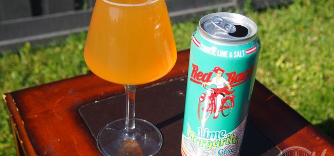 Central City Brewing – Red Racer Lime Margarita Gose