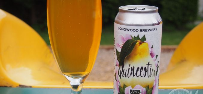 Longwood Brewery- Quinceotica