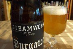 Steamworks x Blasted Church – Purgatory Barrel-Aged Brett Saison