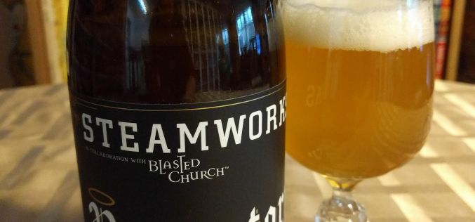 Steamworks x Blasted Church – Purgatory Barrel-Aged Brett Saison