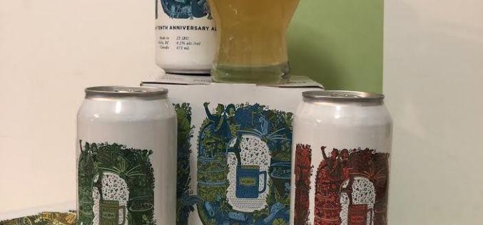 VCBW Tenth Anniversary Ale