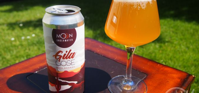 Moon Under Water Brewery- Gila Gose