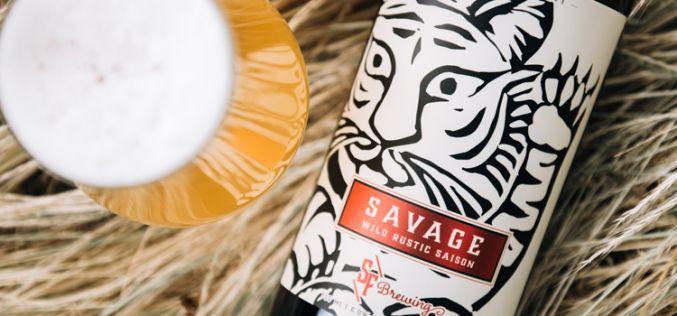 SAVAGE – Farmhouse Fest x Strange Fellows Brewing Collaboration