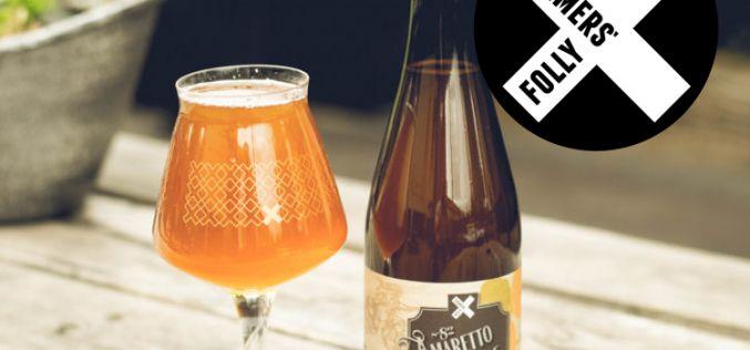Foamers' Folly Brewing Releases Amaretto Wild Sour Ale