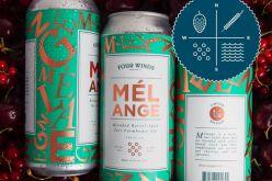 Four Winds Brewing Releases Mélange Farmhouse Ale