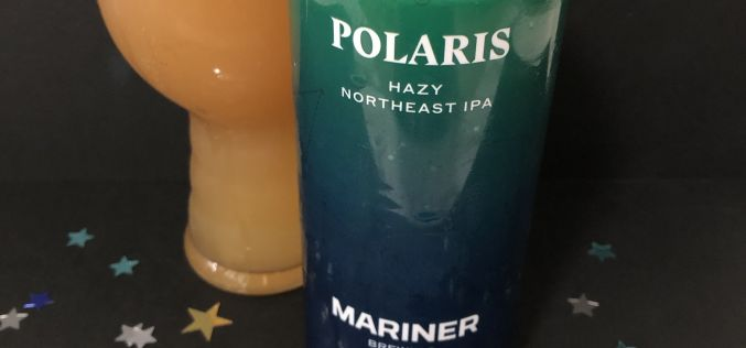 Mariner Brewing – Polaris Hazy Northeast IPA