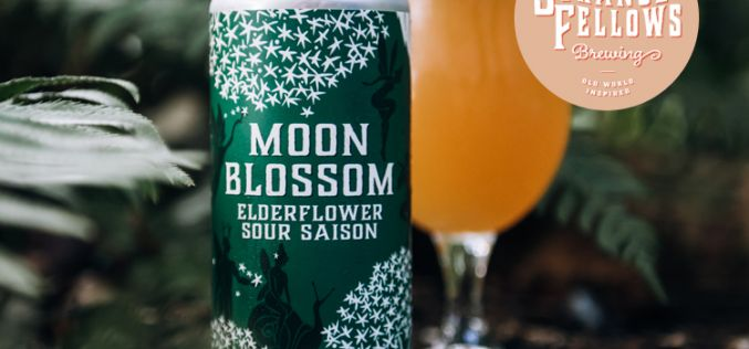Strange Fellows Limited Edition Beer Release – Moon Blossom