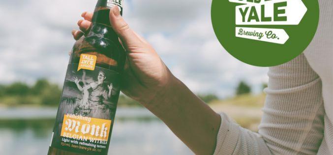 Old Yale Brewing Re-releases Vanishing Monk Belgian Witbier
