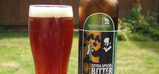 Spinnakers Brewery- Mitchell's Extra Special Bitter