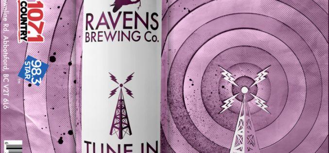 Ravens Brewing Company Presents Tune In Blackberry Wheat Ale