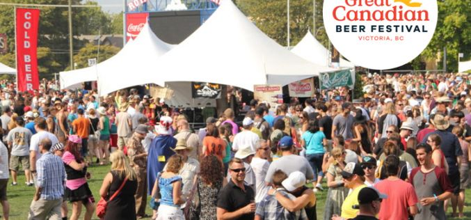 List of Beers for 2019 Great Canadian Beer Festival Announced