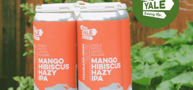 Old Yale Brewing Releases Mango Hibiscus Hazy IPA