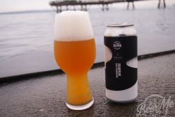 Vancouver Island Brewing and Land & Sea Brewing Co. Collaboration-Deadhead Hazy Session IPA