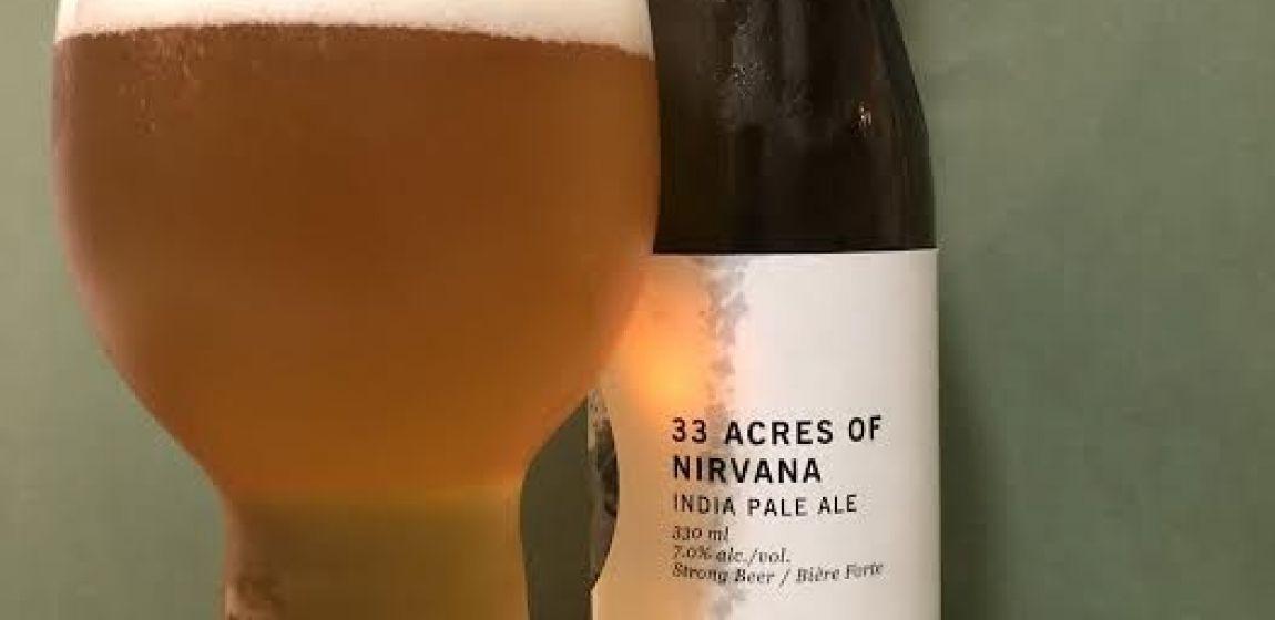 33 Acres Brewing – 33 Acres of Nirvana