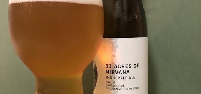 33 Acres Brewing – 33 Acres of Nirvana