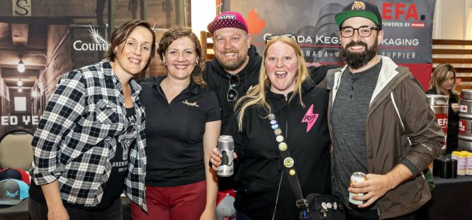 Largest ever BC craft beer industry event to be held October 17-18