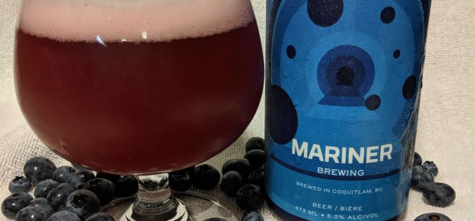 Mariner Venture Blueberry Sour