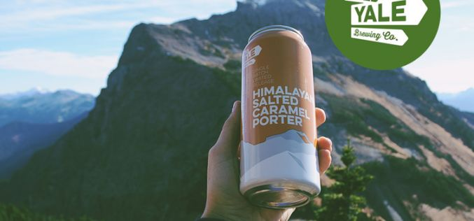 Old Yale Brewing Re-releases Himalayan Salted Caramel Porter