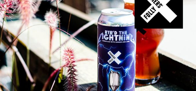 Foamers' Folly Brewing Rye'd the Lightning Release Party & Trivia Night!