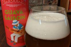 Andina Brewing – Jalea Guava Saison
