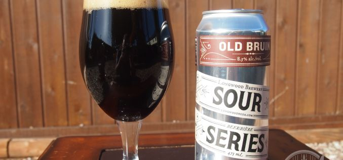 Longwood Brewery- Old Bruin