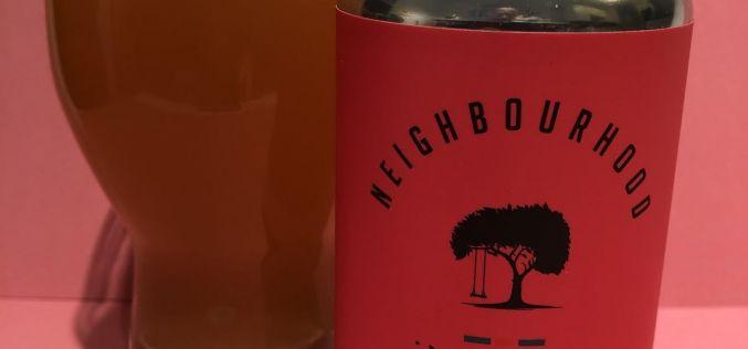 Neighbourhood Brewing – Way of Life Hazy IPA