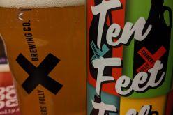 Foamer's Folly – Ten Feet Tall Dry-Hopped Pale Ale