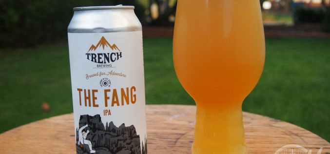 Trench Brewing- The Fang IPA