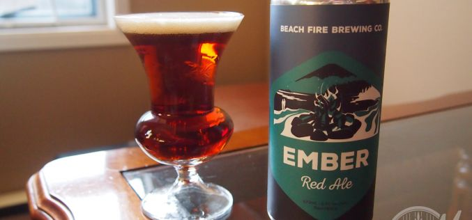 Beach Fire Brewing Co.- Ember Red Ale
