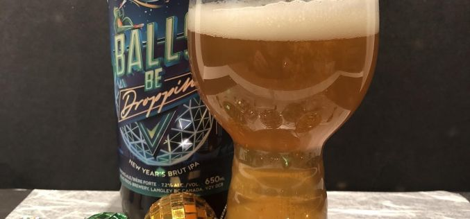 Dead Frog Brewing – Balls Be Droppin'