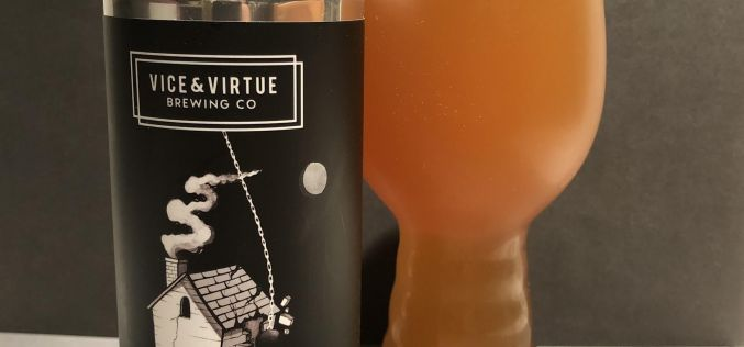 Vice & Virtue Brewing- The Homewrecker Hazy IPA