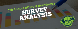 2019 BC Craft Beer Survey Analysis