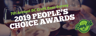 2019 Beer Me BC People's Choice Awards
