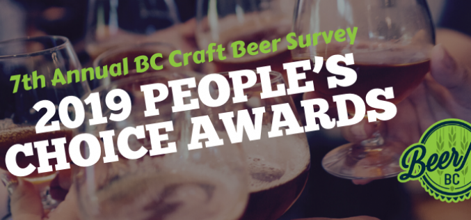 The Best in BC Craft Beer – 2019 People's Choice Awards