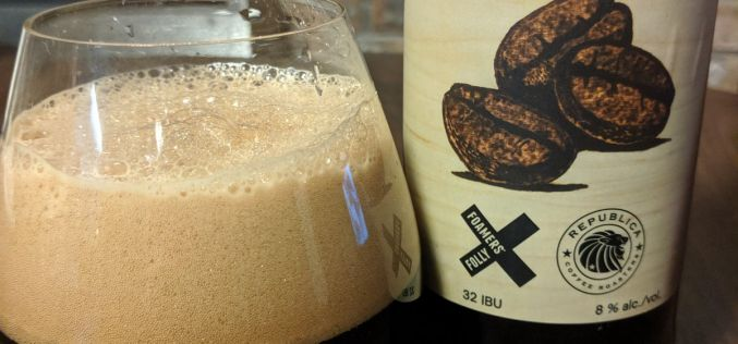 Foamers Folly – Equilibrium Imperial Coffee Milk Stout