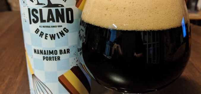 Vancouver Island Brewing – Nanaimo Bar Porter