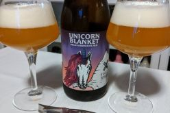 Foamers Folly x Fuggles & Warlock – Unicorn Blanket Wild Farmhouse Ale