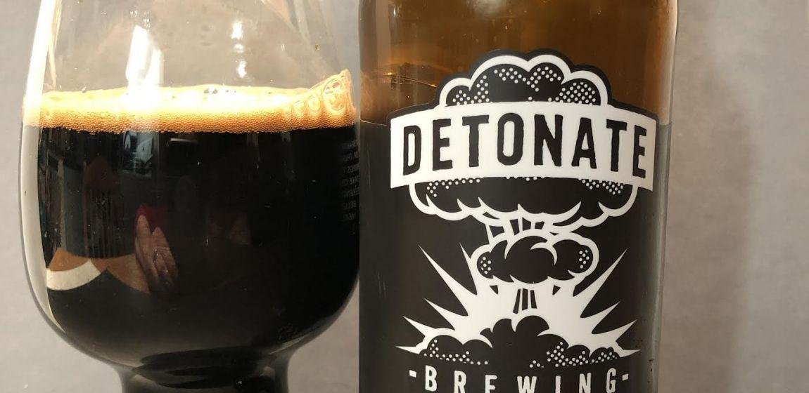 Detonate Brewing – Sunday Funday Breakfast Stout