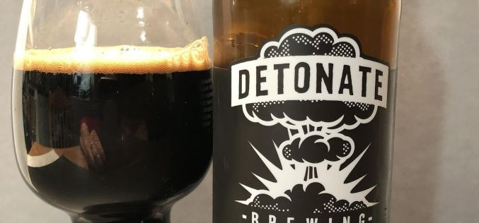 Detonate Brewing – Sunday Funday Breakfast Stout