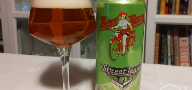 Central City Brewing – Red Racer Street Legal IPA