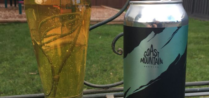 Coast Mountain Brewing- Crystal Chair Pilsner