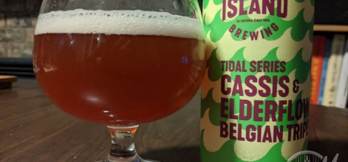 Vancouver Island Brewing – Cassis & Elderflower Belgian Tripel