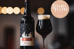 Strange Fellows Brewing Releases Nocturnum Galactica Barrel-Aged Dark IPA
