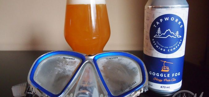 Gibsons Tapworks Inc.- Goggle Fog Hazy Pale Ale