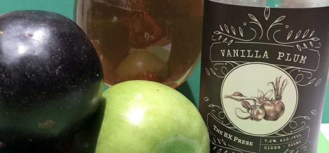 The BX Press Cidery- Vanilla Plum