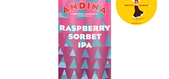 Andina Brewing Co. Releases Sorbete – Raspberry Sorbet India Pale Ale