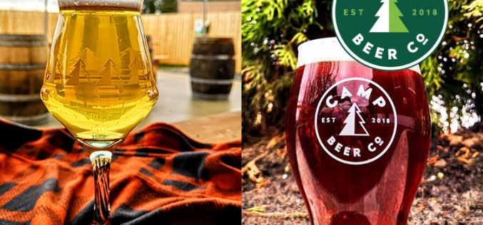 Camp Beer Co. Releases Picnic Table Biere & Redwood Amber IPA Today!