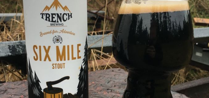 Trench Brewing- Six Mile Stout
