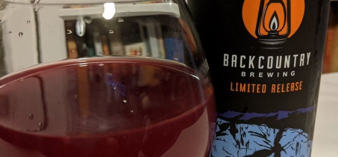 Backcountry Brewing – Do You Know The Muffin Man